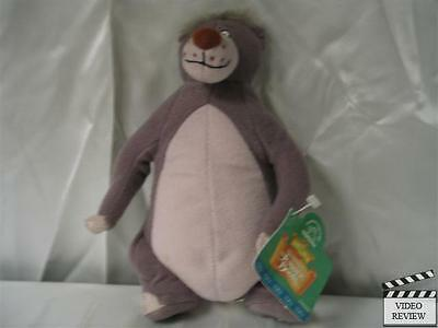 Baloo 7 inch mini beanbag plush, Jungle Book, Disney; Applause NEW