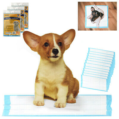 9 Pack Puppy Training Pads Premium Quilted  23X23 Dog Wee Wee Pee Pet Underpads