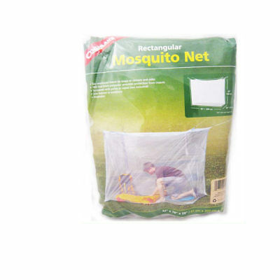 Insect Mosquito Fly Net Netting Indoor Outdoor Camp Portable White Bug Cover New