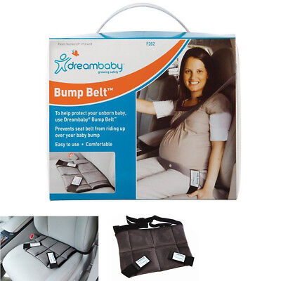 Dreambaby Bump Belt Maternity Seat Adjuster Pregnant Pregnancy Expectant Mothers