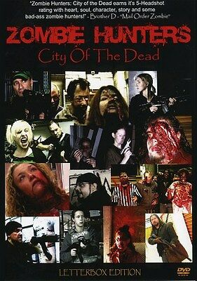 ZOMBIE HUNTERS CITY OF THE DEAD SEASON 1 VOL 2 New Sealed DVD