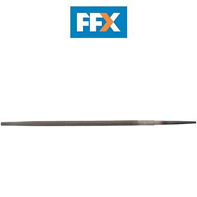 Draper RF/3 12 x 200mm Smooth Cut Round File
