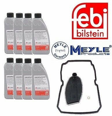 8-Liters Mercedes / Dodge Sprinter Automatic Transmission Fluid & Filter Kit