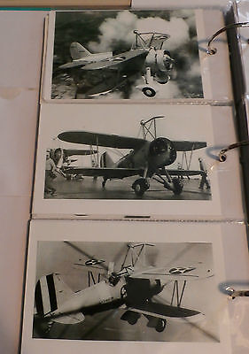 Wwii U.s. Navy Macon Curtiss Biplane Airplanes Lot Of 3 B&w 4X6 Photographs #80