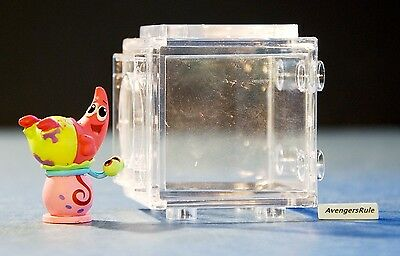 Spongebob Squarepants Cube-It Series 1 Patrick and Gary