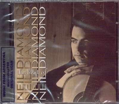 Neil Diamond Best Of 20 Greatest Hits Sealed Cd New