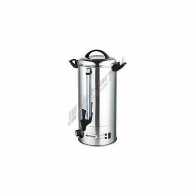 New 8.5 Litre 36 Cup Electric Stainless Steel Hot Water Boiler warmer Heater