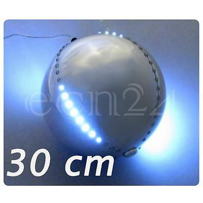 LED Lichterkette Snowfall LED Ball Christbaumkugel 234