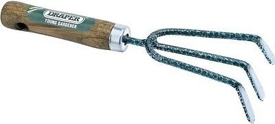 Draper 20692 Young Gardener Hand Cultivator with Ash Handle