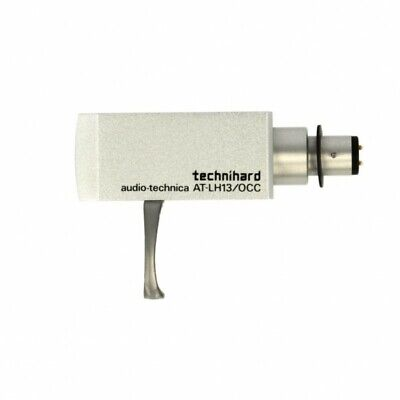 Audio Technica AT-LH13 / OCC Headshell inkl. Headshellkabel AT6101 SME-Anschluss