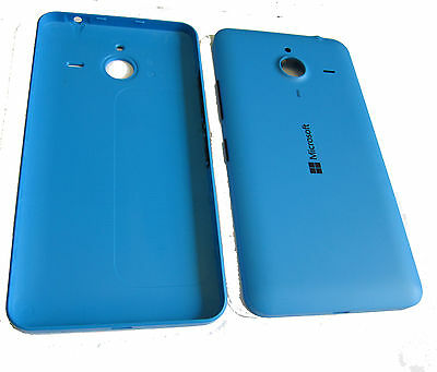 Rear Back Door Battery Cover Housing Case For Nokia Lumia 640 XL Microsoft Blue