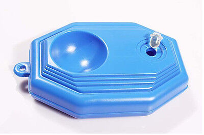 Blue Training Equipment Plastic Pedestal for Tennis Ball