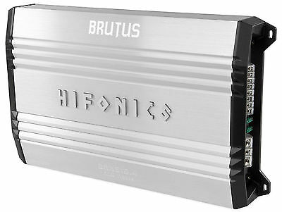 New Hifonics Brutus BRX616.4 600 Watt RMS 4 Channel Amplifier Car Stereo Amp