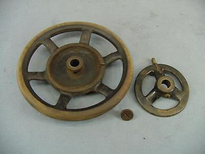 White Vintage Part (#176983) - Balance Wheel Assembly