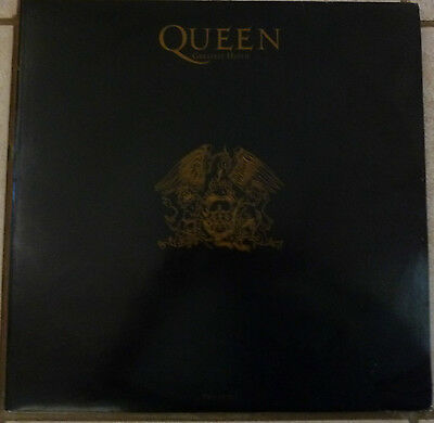 Queen - Greatest Hits Ii -  Double Parlophone - 23-9-1991 1St Press - Ex/ex+