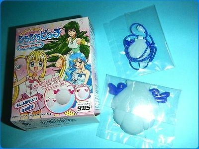 PICHI PICHI PITCH Mermaid Melody Candy Toy Shokugan HANON Accessories TAKARA