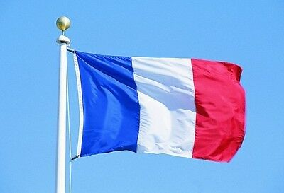 90 x 150 CM France Republic Banner Indoor Outdoor Hot Large Flag Polyester
