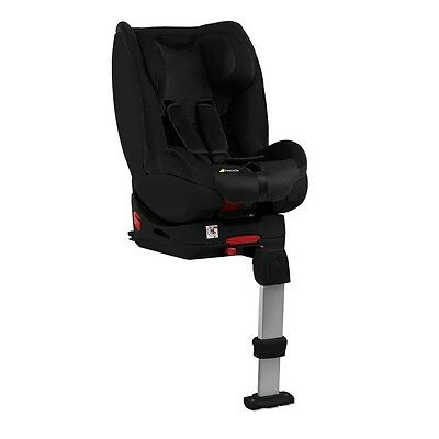 Hauck Varioguard ISOFIX Car Seat (Black Edition) 2 Way Facing from Birth to 18kg