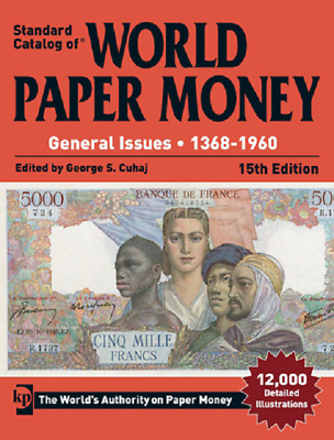 Krause Standard Catalog World Paper Money General 15Th