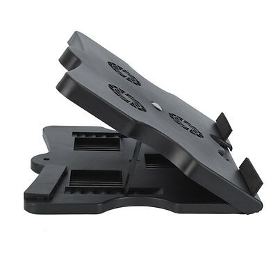 """New USB 3 Fan Laptop Stand Cooling Cooler Pad for Notebook Laptop PC 15 """" Inch"""