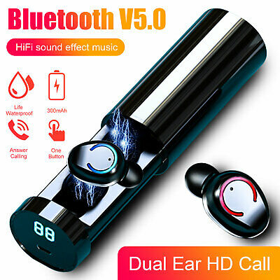 Qi Wireless Car Charger Magnetic Mount Holder For iPhone X/ 8 Samsung S9 Note 8