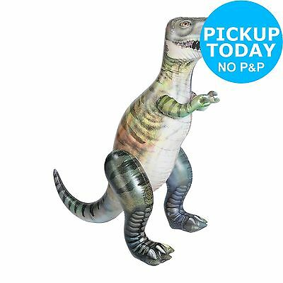 6ft Giant Inflatable Dinosaur. From the Official Argos Shop on ebay