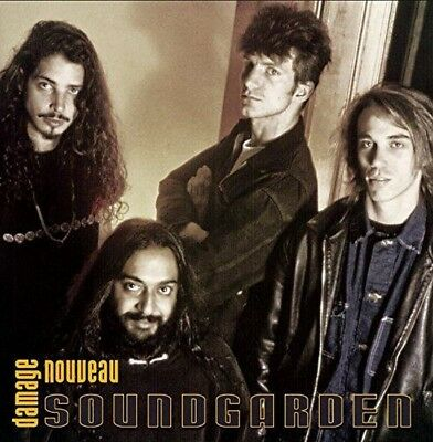 Soundgarden - Damage Nouveau (NEW CD)