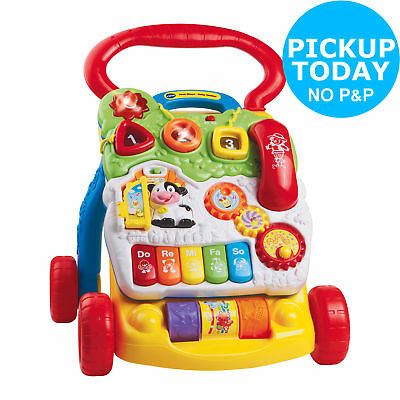VTech First Steps Baby Walker. From the Official Argos Shop on ebay