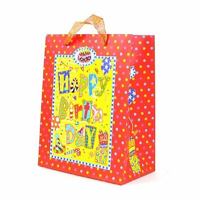 1 Small Gift Bag Decorative Luxurious Paper bags for Birthday Party
