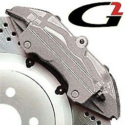 SILVER G2 USA Brake Caliper Paint System *FREE SHIPPING *Ships in 24 Hours