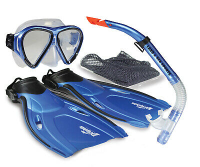 Land & Sea Dolphin Snorkelling Set - Available In Junior- Child- Adult Size