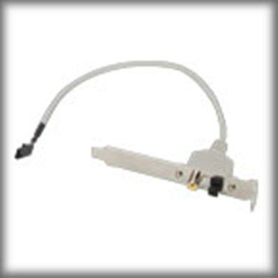 Motherboard S/PDIF Out Cable Braket For Biostar Motherboard Only, S/PDIF Cable