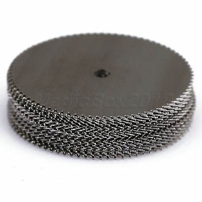 20pcs 25mm HSS Saw Disc Circular Wheel Cutting Blades for Rotary Power Tools