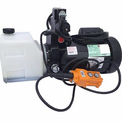 115V AC Hydraulic Pump for Pipe Benders or Industrial Power Use