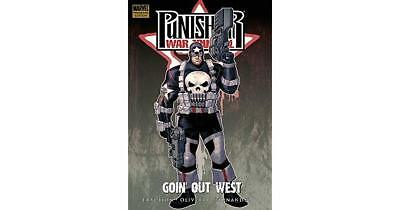 Punisher War Journal Volume 2: Goin' Out West -  Softcover Graphic Novel