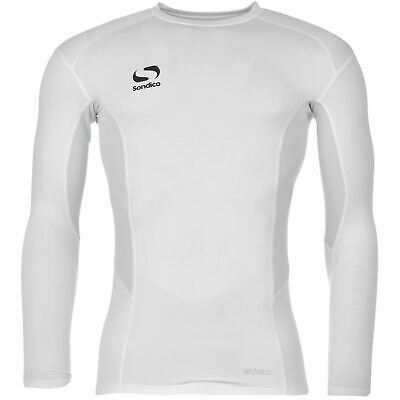 RRP £27.99 SALE 15/% OFF MENS SONDICO NAVY LONG SLEEVED CORE BASE LAYER TOP