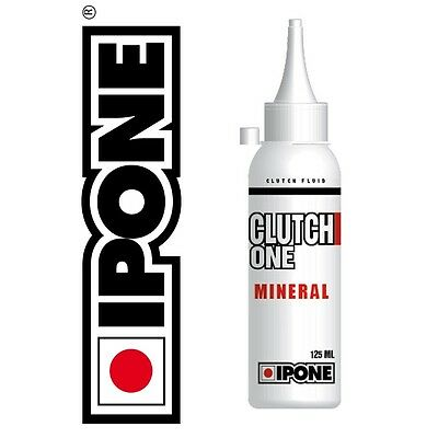 Huile d'embrayage minérale IPONE hydraulique moto scooter Hydraulic clutch oil