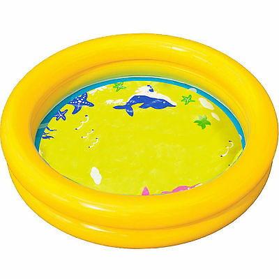 Baby Infant Toddler Kids Child Children Inflatable Paddling Swimming Pool Toy