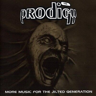 THE PRODIGY - MORE MUSIC FOR THE JILTED GENERATION (RE-ISSUE) 2 CD Neuf