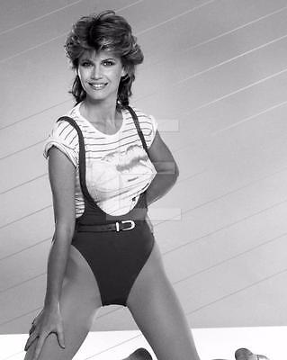Markie Post 8x10 to 24x36 Photo Poster Canvas GICLEE PRINT by LANGDON HL2540