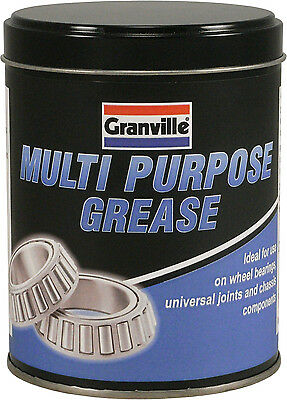 Granville Multi Purpose Grease For Bearings Joints Chassis Car Home Garden 500g