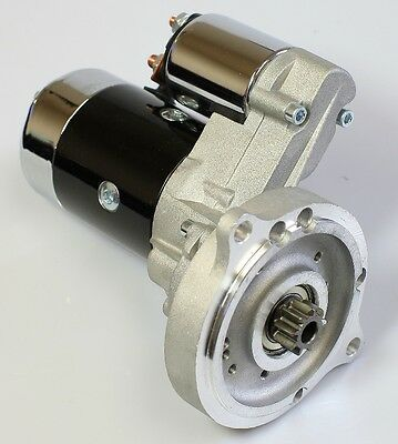 Sbf Ford Extreme Duty Starter Fits Sbf 302 & 351W 351C Fe Ford Jm-7003-Bk-Ford