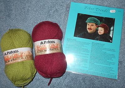 Knitted Felted Winter Hats For Adults And Kids