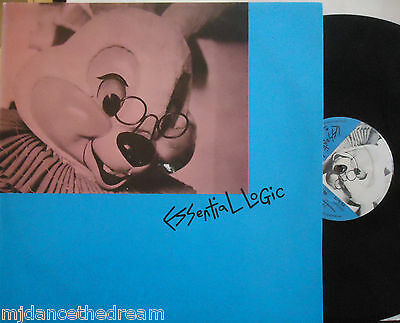 "ESSENTIAL LOGIC ~ Wake Up ~ 12"" Single PS"