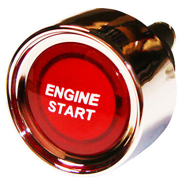 Starterknopf beleuchtet - Motorsport Rallye Racing Engine Starter button