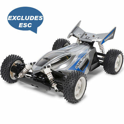 TAMIYA RC 58596 Dual Ridge (TT-02b) 1:10 Assembly Kit - NO ESC