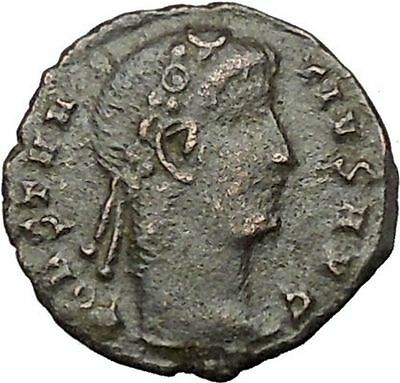 CONSTANTIUS II son of  Constantine the Great  Ancient Roman Coin Legions i50800