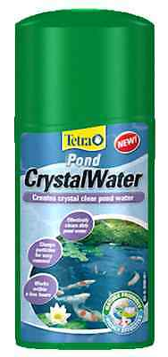 Tetra Pond Crystalwater 250ml crystal clear pond water
