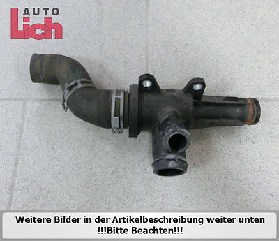 Mitsubishi Colt VI BJ07 DI-D 1,5 70KW Thermostat Flansch Thermostatgehäuse