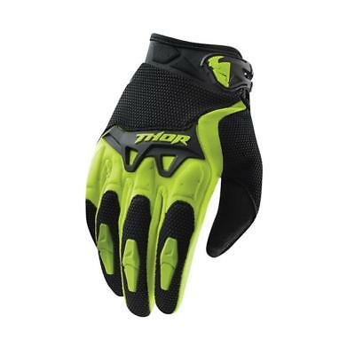 THOR Motocross Handschuhe SPECTRUM grün  Enduro MTB MX Gloves Green